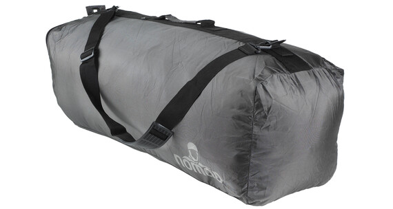 Nomad Flightbag 90 Rejsetaske grå